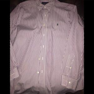 Polo by Ralph Lauren dress shirt striped